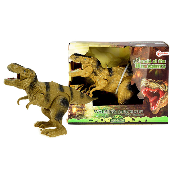 Dinosaurus B/O sa zvukom koji hoda 31510A - ODDO igračke