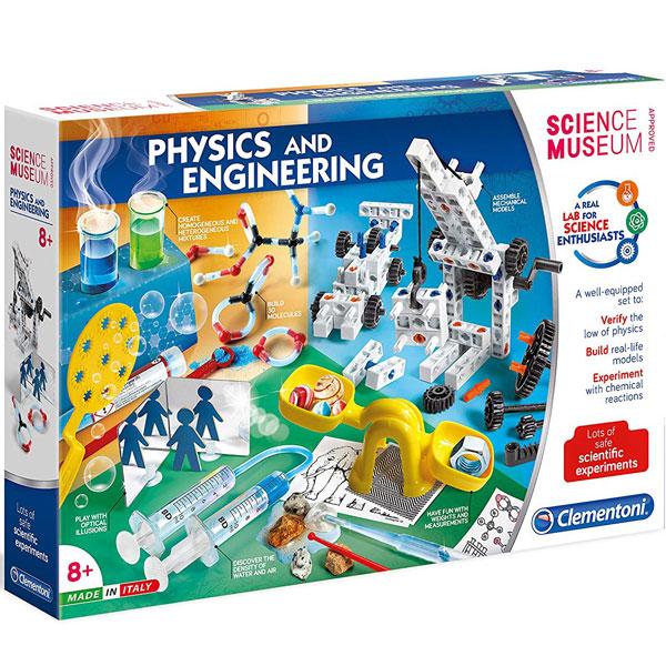 Clementoni Science Inženjerska laboratorija CL61755 - ODDO igračke