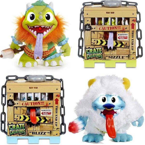 Čudovištanca Crate Creatures 549123 - ODDO igračke