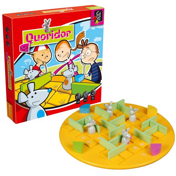 Društvena igra Gigamic Quoridor kid - ODDO igračke