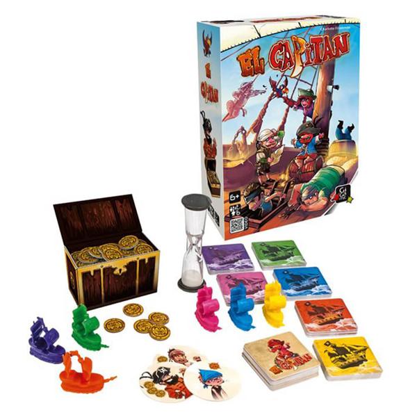 Društvena igra Gigamic El Capitan - ODDO igračke