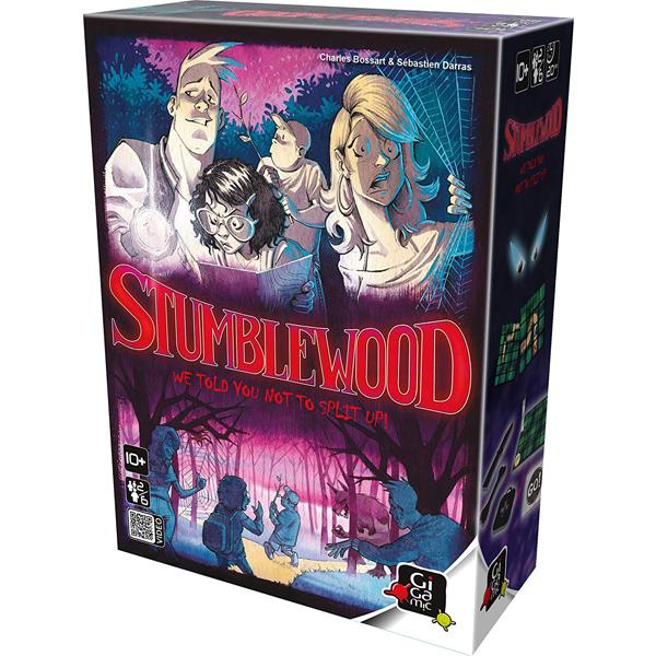 Društvena igra Gigamic Stumblewood - ODDO igračke