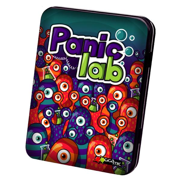 Društvena igra Gigamic Panic Lab - ODDO igračke