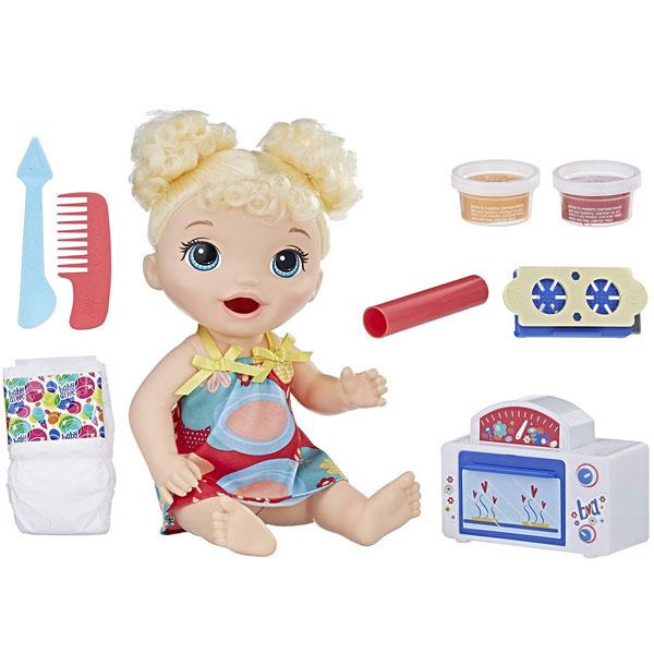 Lutka Baby Alive Lili i kolačići set E1947 - ODDO igračke