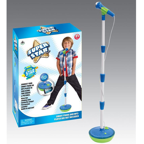 Mikrofon i karaoke set 11/82763 - ODDO igračke