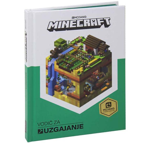 Minecraft Vodič Za Uzgajanje EGM1061 - ODDO igračke