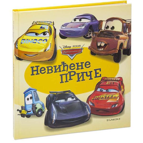 Disney Automobili Cars Neviđene priče EGM1063 - ODDO igračke
