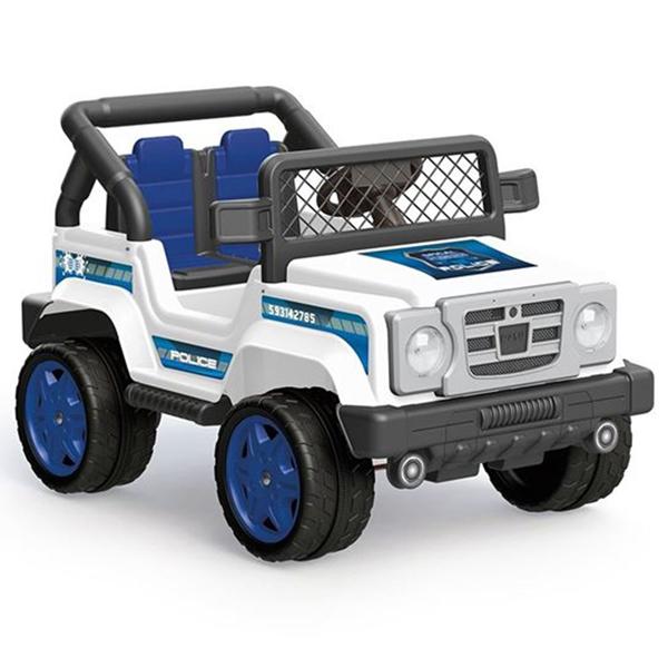 Auto na akumulator Džip Police Dolu 080844 - ODDO igračke