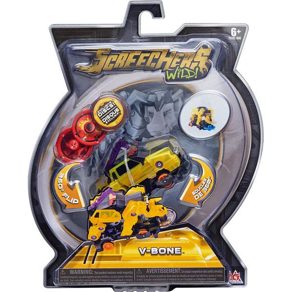 Screechers Wild V-Bone TW683128 - ODDO igračke