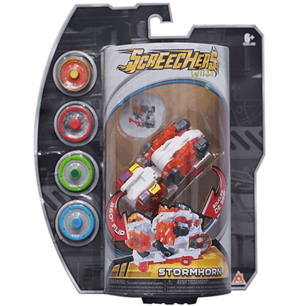 Screechers Wild Storm Horn TW683141 - ODDO igračke