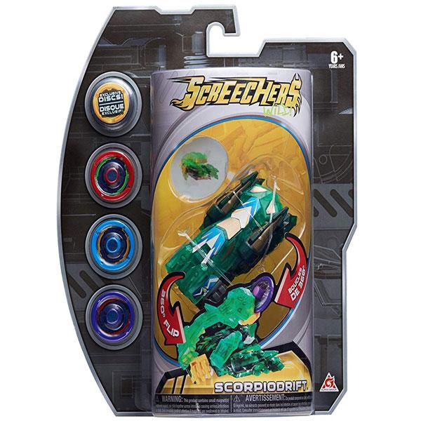 Screechers Wild Scorpio Drift TW683142 - ODDO igračke