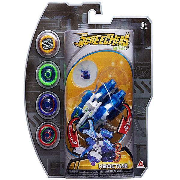 Screechers Wild H2Octane TW683143 - ODDO igračke