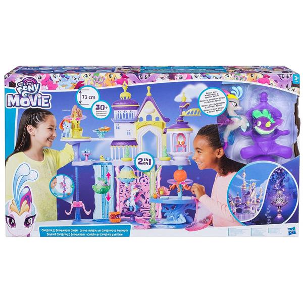 My Little Pony zamak Movie Carenlot C1057AW00 - ODDO igračke
