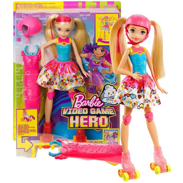 Barbie lutka Skate VGH SKTG DTW17-5 - ODDO igračke