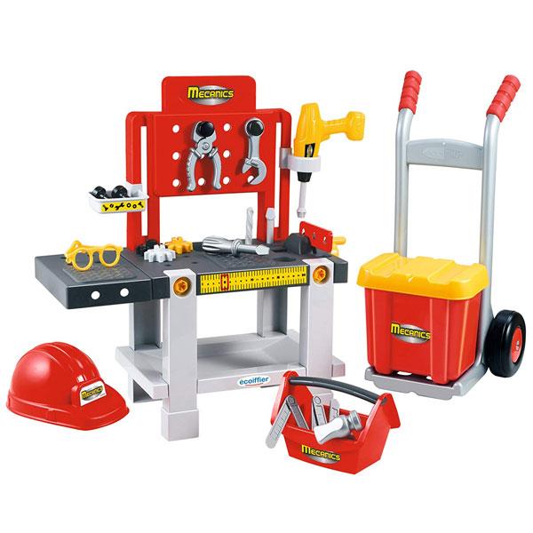 Alatska radionica 4u1 Ecoiffier SM002379 - ODDO igračke