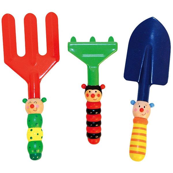 Alat za dvorište Woody 90763 - ODDO igračke