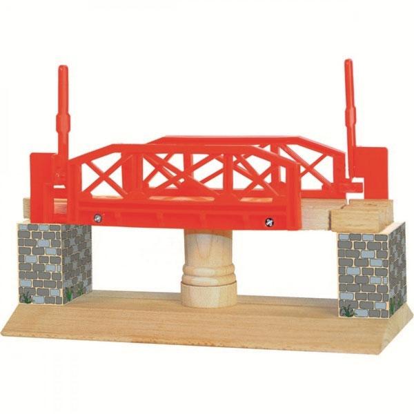 Rotirajući most Woody 90818 - ODDO igračke