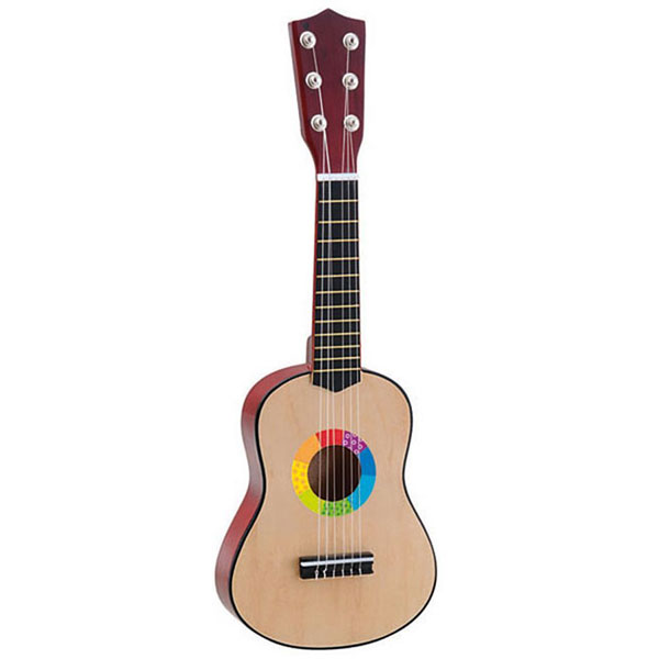 Gitara drvena Woody 91151 - ODDO igračke