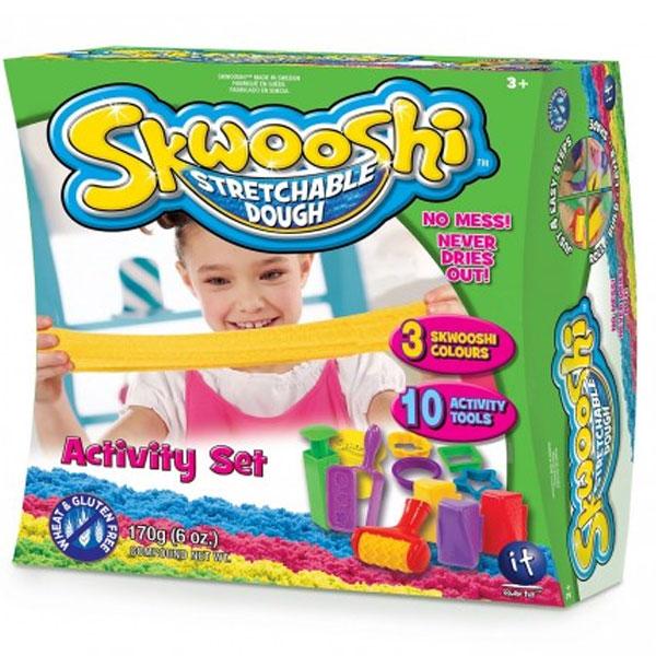 Skwooshi aktivni set 30004 - ODDO igračke