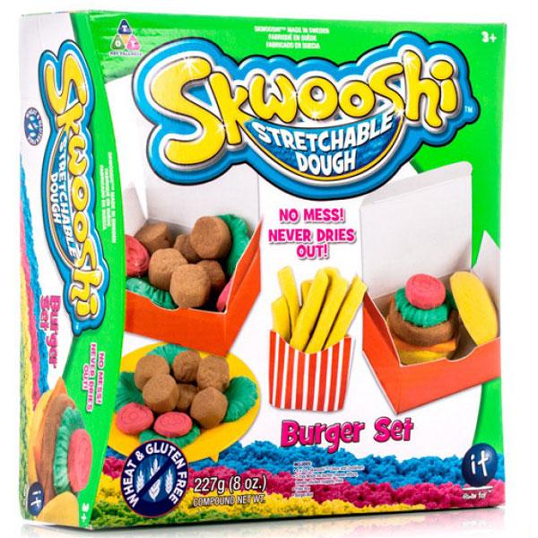 Skwooshi burger set 30021 - ODDO igračke
