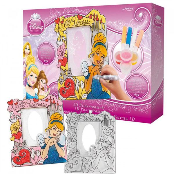 3D okvir za sliku Princess 36-025200 - ODDO igračke