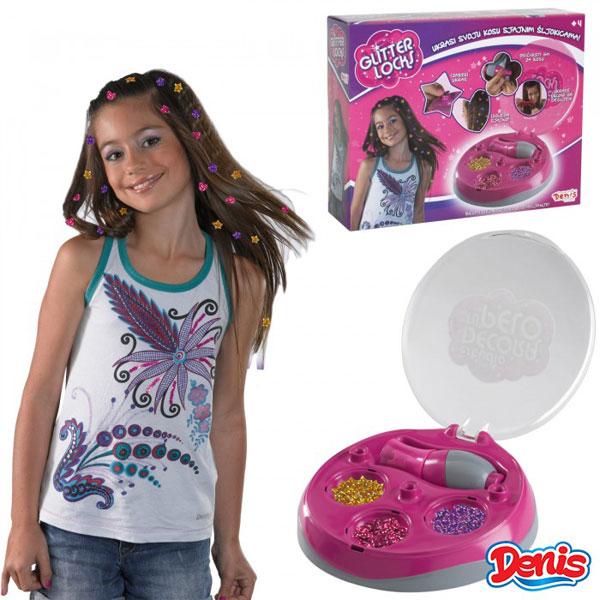 Glitter Locks Studio 23-710000 - ODDO igračke