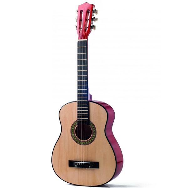 Gitara drvena velika Woody 91701 - ODDO igračke