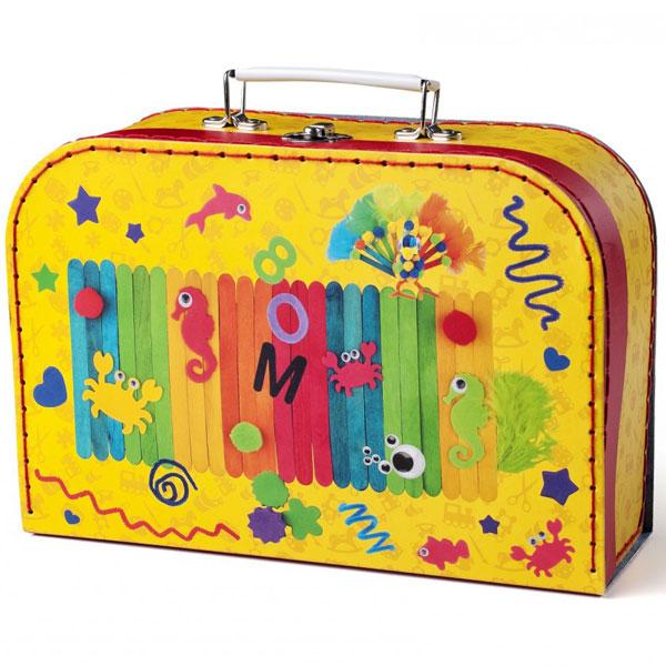 Veliki kofer pun sitnica Woody 91845 - ODDO igračke