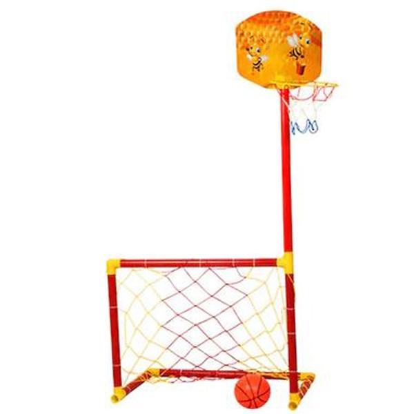 Košarkaški set sa golom 2u1 002246 - ODDO igračke