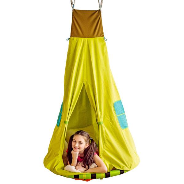 Šator za decu - ljuljaška viseći Woody 91862 - ODDO igračke