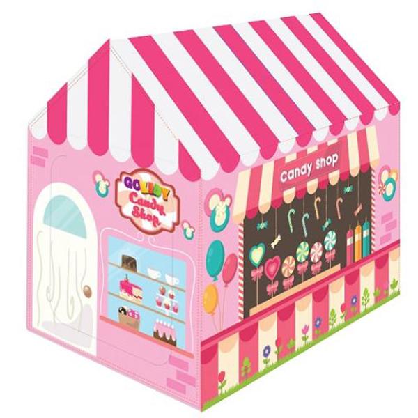Šatori za decu Candy Shop 67x100x100cm 178251 - ODDO igračke