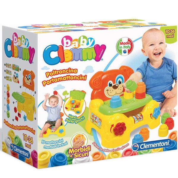 Baby Stolica Clemmy CL17114 - ODDO igračke