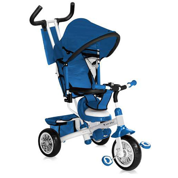 Tricikl B302A Blue & White 10050091606 - ODDO igračke