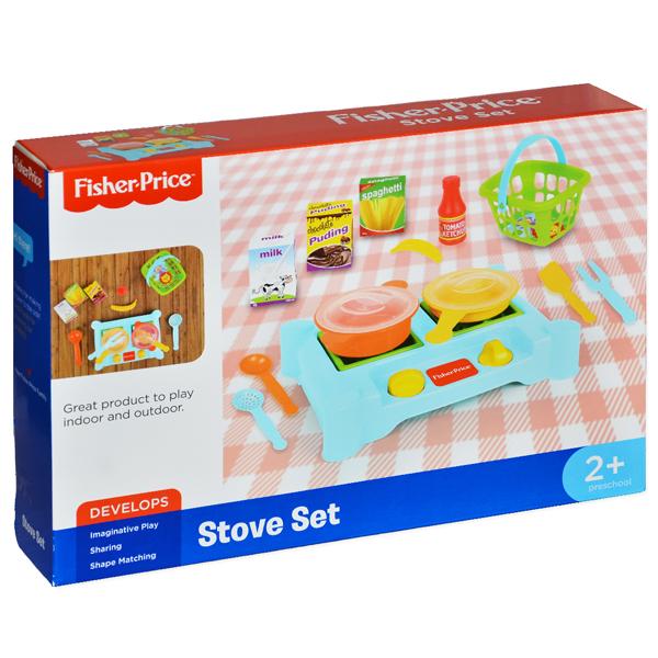 Kuhinjski set Fisher Price Dede 018229 - ODDO igračke