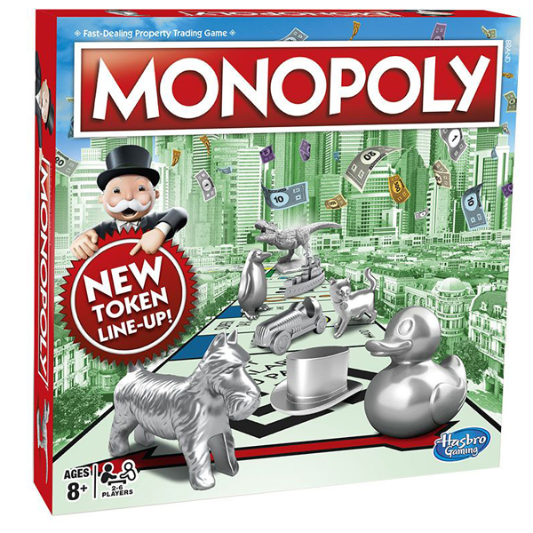 Društvena igra Monopol Classic C1009 - ODDO igračke