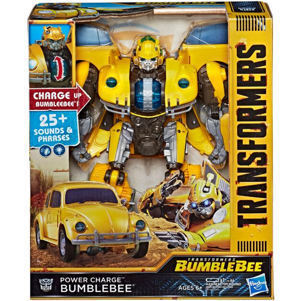 Transformers Power Charge Bumblebee E0982         - ODDO igračke