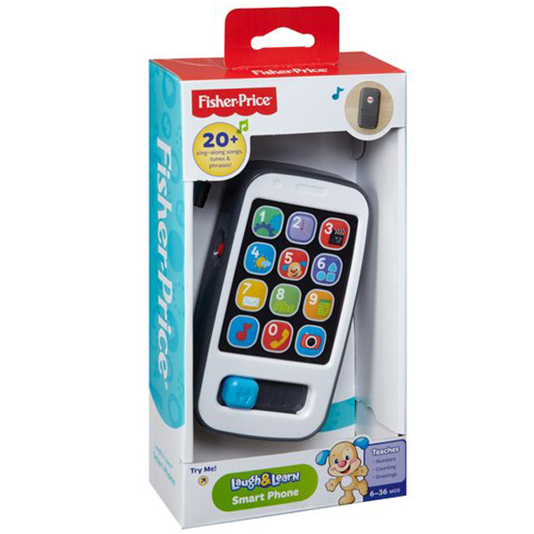 Smart Phone Fisher Price MADLM27 - ODDO igračke