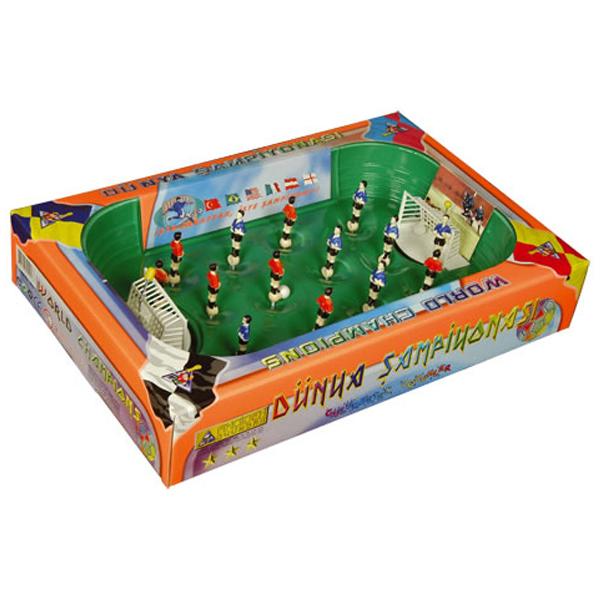 Fudbalski set na potez mali World Champions 000167 - ODDO igračke