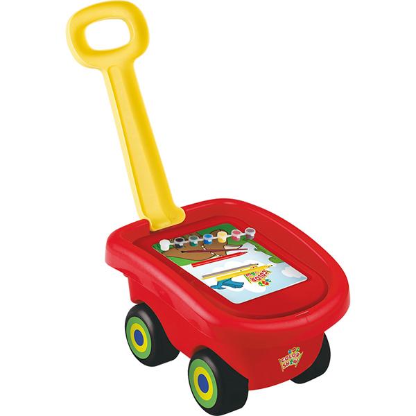 Kolica za male umetnike 416150 - ODDO igračke