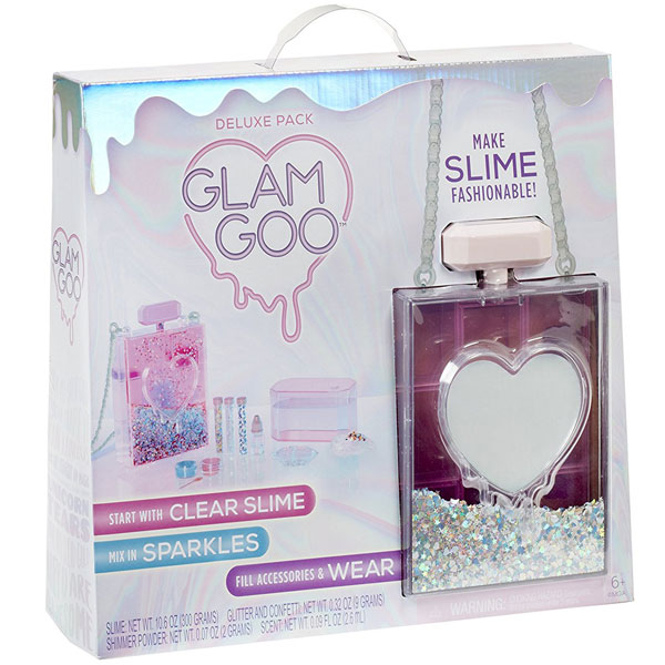 Glam Goo Deluxe Pack 549604 - ODDO igračke