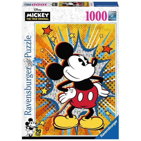 Ravensburger puzzle (slagalice) Retro Mickey RA15391 - ODDO igračke