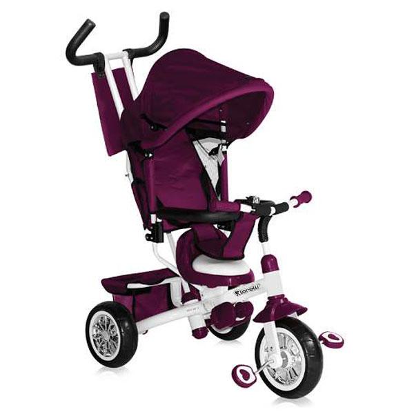 Dečiji Tricikl B302A Ljubičasti 10050091607 - ODDO igračke