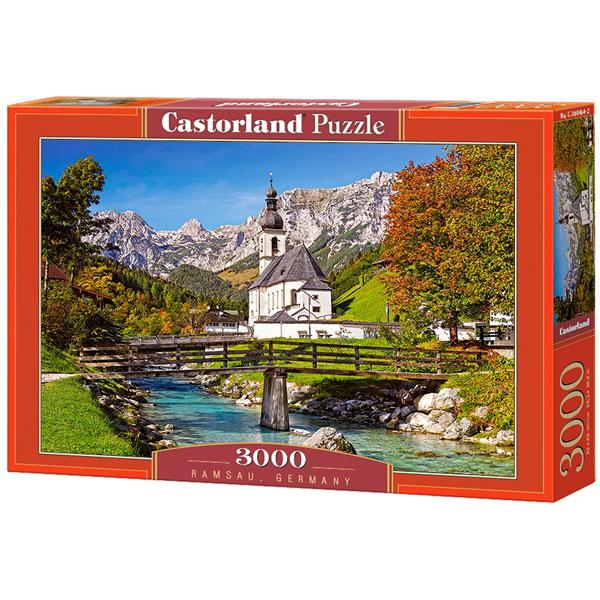 Castorland puzzla 3000 Pcs Ramsau, Germany 300464 - ODDO igračke