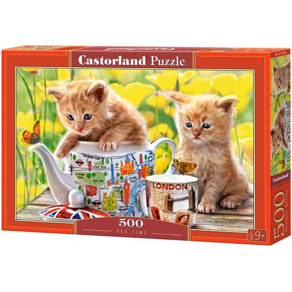 Castorland puzzla 500 Pcs Tea Time 52356 - ODDO igračke
