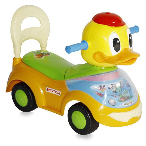 Guralica Duck Bertoni Orange 10050170001 - ODDO igračke