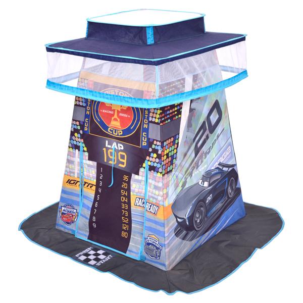 Cars 3 Sator Speedway Tower 110cmX120cmX100cm DIV7538 - ODDO igračke