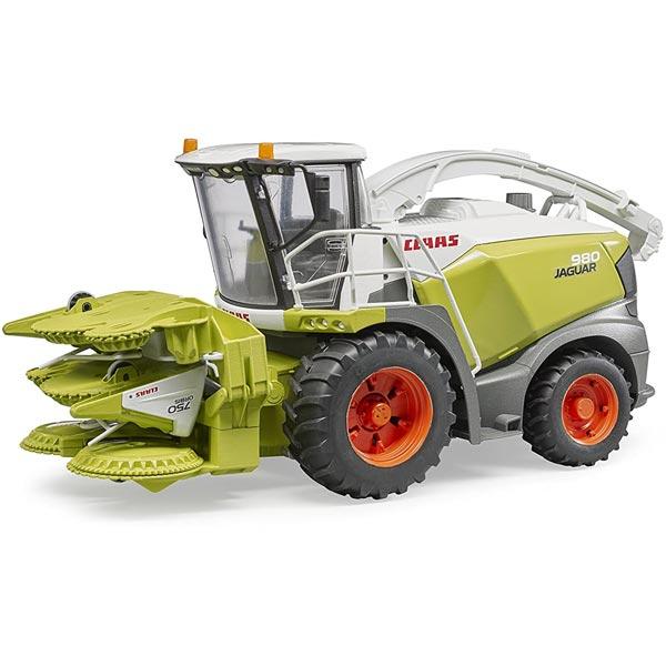 Kombajn Bruder Claas Jaguar 980 Forage Harvester 021344 - ODDO igračke