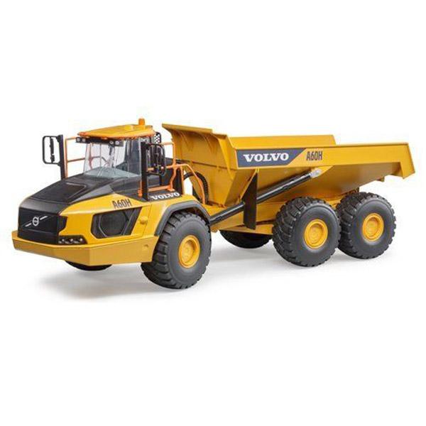 Kamion Bruder Volvo Hauler A60H 024550 - ODDO igračke