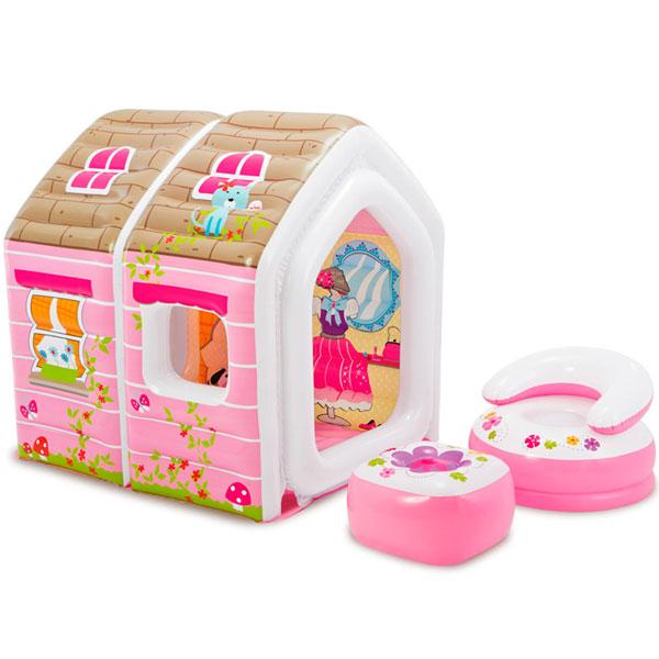 Kućica Princess Intex 48635 - ODDO igračke