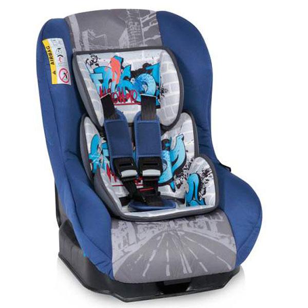 Auto Sedište za decu od 0-18 kg Beta Plus Blue Grafitti 10070781691 - ODDO igračke